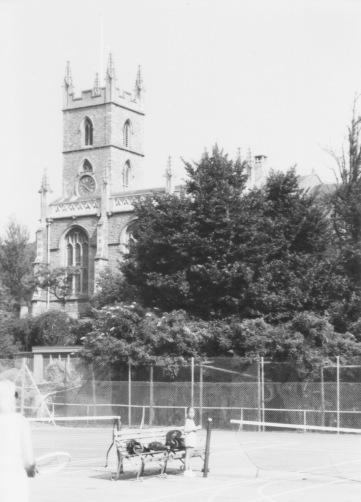 Scan - bw church 1