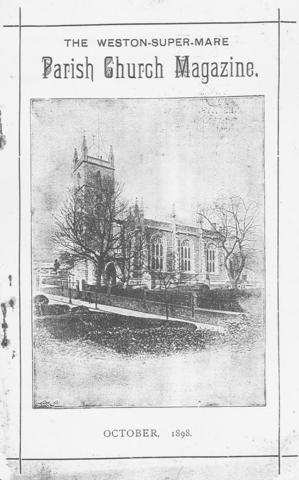 St. John's magazine 1898